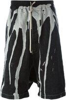 Rick Owens 'Pod' denim shorts