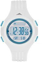 adidas Questra White Polyurethane Watch