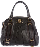 Marc Jacobs Leather Hudson Tote