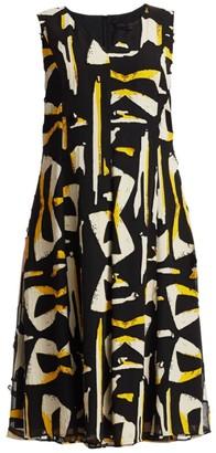 Marina Rinaldi, Plus Size Docile Convertible Midi Dress
