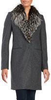 SAM. Crosby Wool-Blend Coat