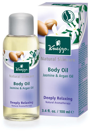 Kneipp Jasmine and Argan Oil Body Oil
