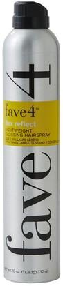 Fave4 Flex Reflect Lightweight Glossing Hairspray 10oz