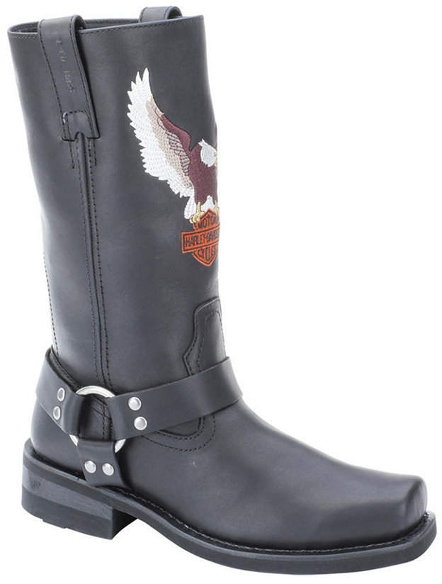 Harley-Davidson Darren Men Motorcycle Riding Boot Men Shoes