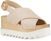 Stella McCartney Percy Platform Chunky Sandals