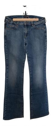 Armani Jeans Blue Denim - Jeans Jeans for Women