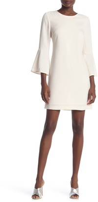 Club Monaco Lachye 3/4 Bell Sleeve Dress