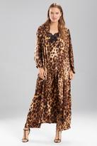 Natori Leopard Robe