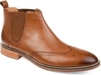 Thomas Laboratories & Vine Thorne Wingtip Chelsea Boot