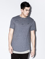 Publish Navy Isidore Button Up T-Shirt