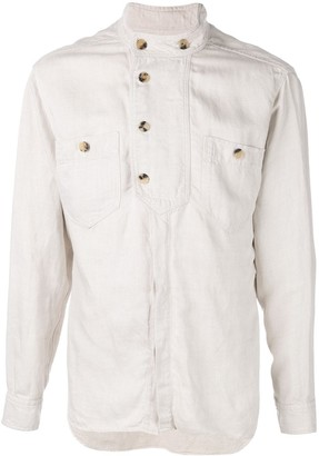 Isabel Marant button collar shirt