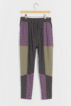 Patchwork Lounge Trousers
