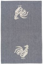 Now Designs Chambray Kitchen Towel, Roost Pattern