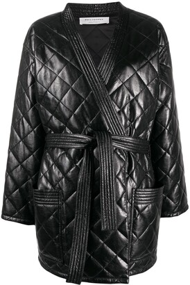 Philosophy di Lorenzo Serafini Quilted Padded Jacket