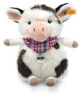 Steiff Infant Happy Farm Mini Cowaloo Stuffed Animal
