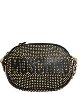 Moschino Studded Bag With Logo
