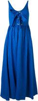 Mara Hoffman shift dress - women - Linen/Flax/Viscose - 0