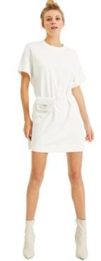 INC International Concepts Culpos X Inc Mini T-Shirt Dress, Created for Macy's