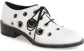 Proenza Schouler Eyelet Lace-Up Derby (Women)