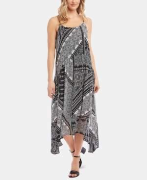 Karen Kane Shirred Camisole Dress