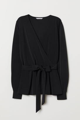 H&M Wrapover top