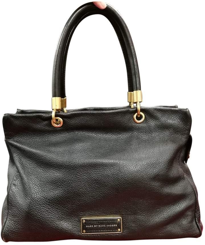 1290fb9c903 Marc by Marc Jacobs Black Leather Handbags - ShopStyle