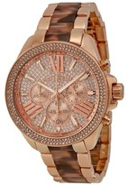 Michael Kors MK6159 Rose Gold Stainless Steel 42mm Womens Watch