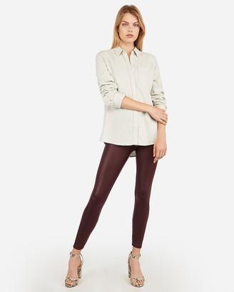 Express One Pocket Flannel Shirt