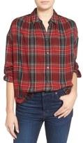 Madewell Oversize Boyfriend Shirt