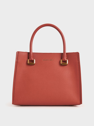 Charles & Keith Large Double Handle Bag