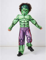 George Marvel Avengers Hulk Fancy Dress Costume