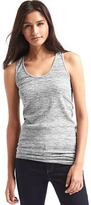 Gap Slub ribbed tank