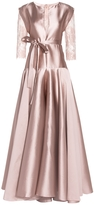 Alexis Mabille Trench Lace Gown
