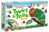 University Games The Very Hungry Caterpillar Twirl and Toss Game