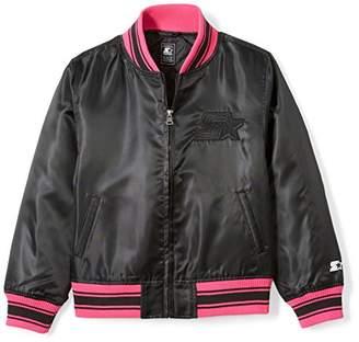 Starter Girls' Bomber Jacket
