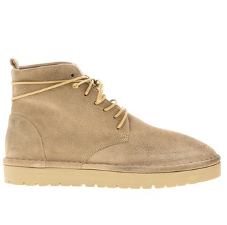 Marsèll Laced Boots In Suede