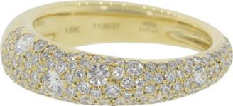 Kwiat Cobblestone Diamond Pave Ring