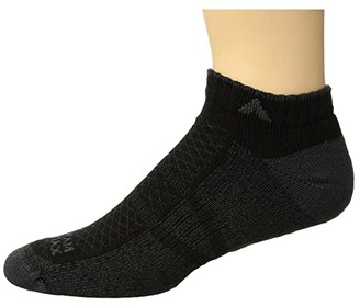 Wigwam Cool-Lite2 Hiker Pro, Low (Black) Low Cut Socks Shoes
