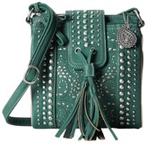 American West Mesa Organized Crossbody Cross Body Handbags