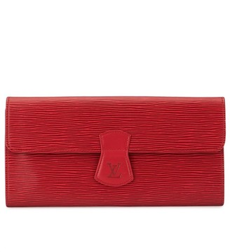 Louis Vuitton 1992 Pre-Owned Jewellery Roll Pouch