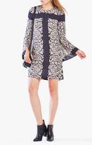 BCBGMAXAZRIA Dulchey Floral Print Tunic Dress