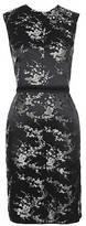 CONTEMPORARY Cherry Blossom Jacquard Sleeveless Dress