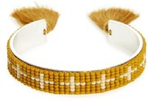 Madewell Women's Beaded Cuff Bracelet