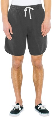 American Apparel Men's French Terry Basketball Short