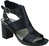 Earth Brands Footwear Earthies Leather Sandals - Marino