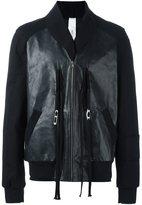 Damir Doma 'Johnson' leather jacket