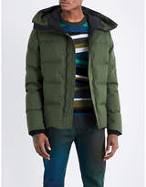 Kenzo Quilted Down And Feather-blend Jacket