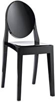 The Well Appointed House Contemporary Black Dining Side Chair