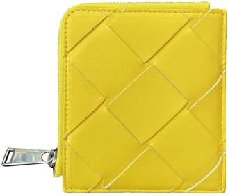 Bottega Veneta Yellow Leather Small bags, wallets & cases