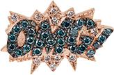 Diane Kordas Diamond & rose-gold OMG! earring